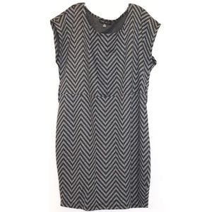 Junior Plus Size 3X Chevron Print Dress
